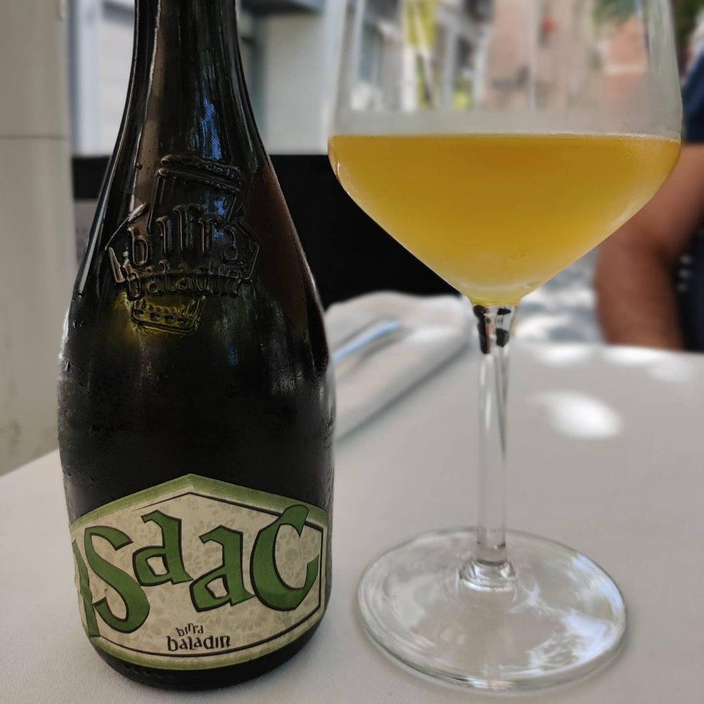 Cerveza Isaac de Baladin