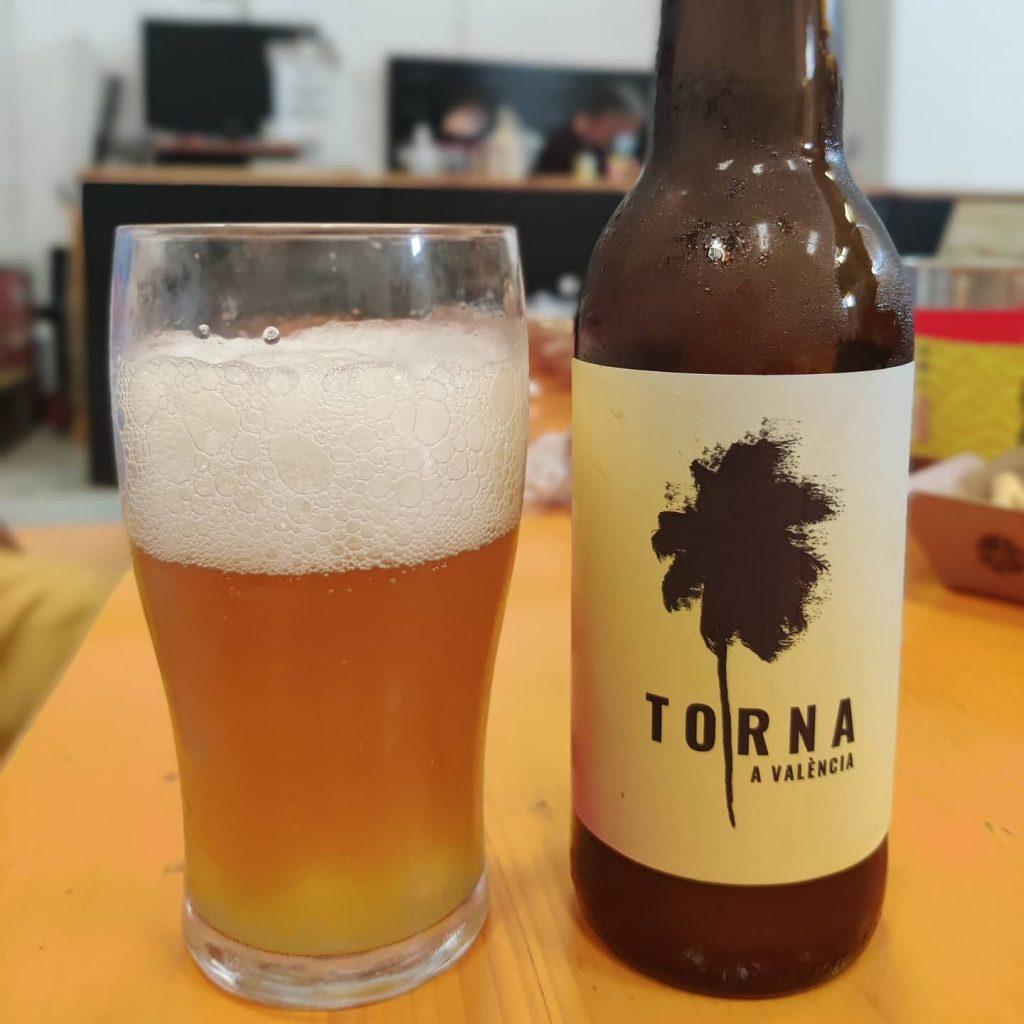 Cerveza Torna a València
