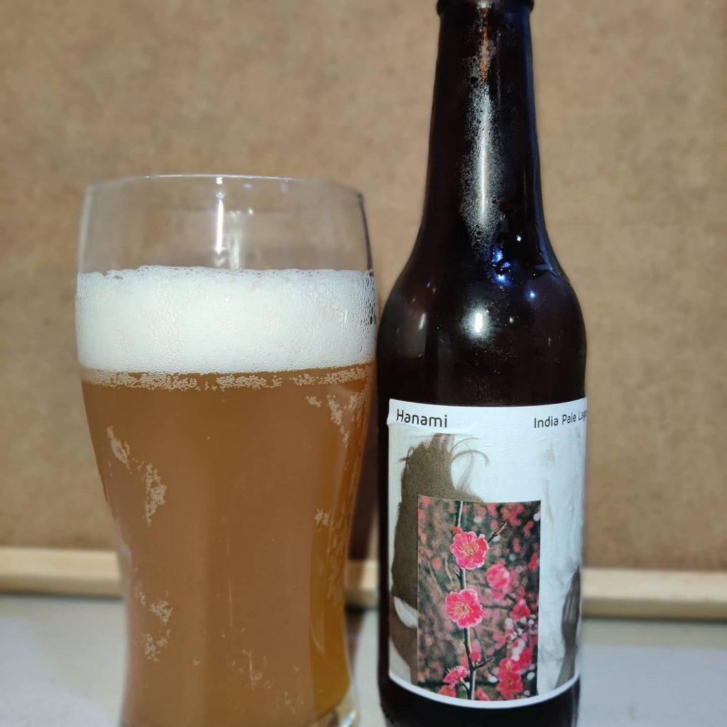 Cerveza Hanami