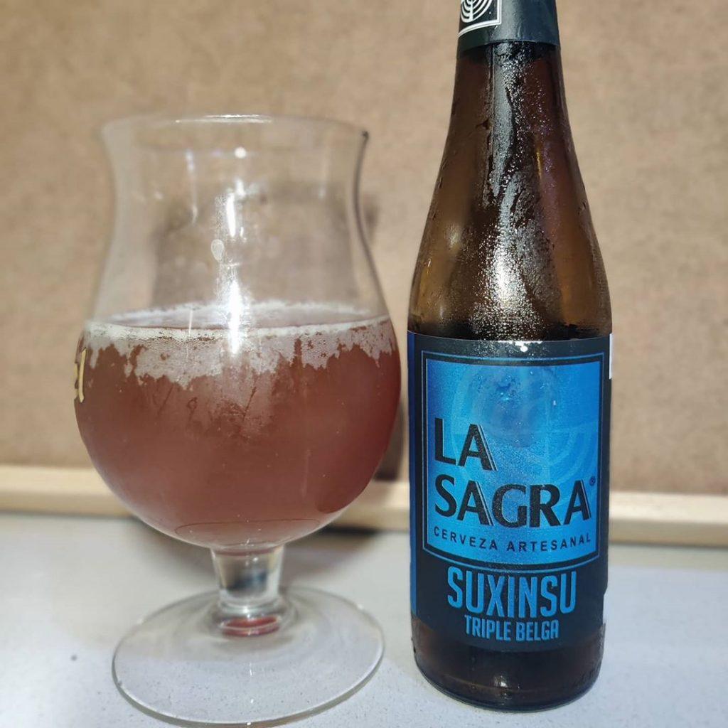 Cerveza Suxinsu