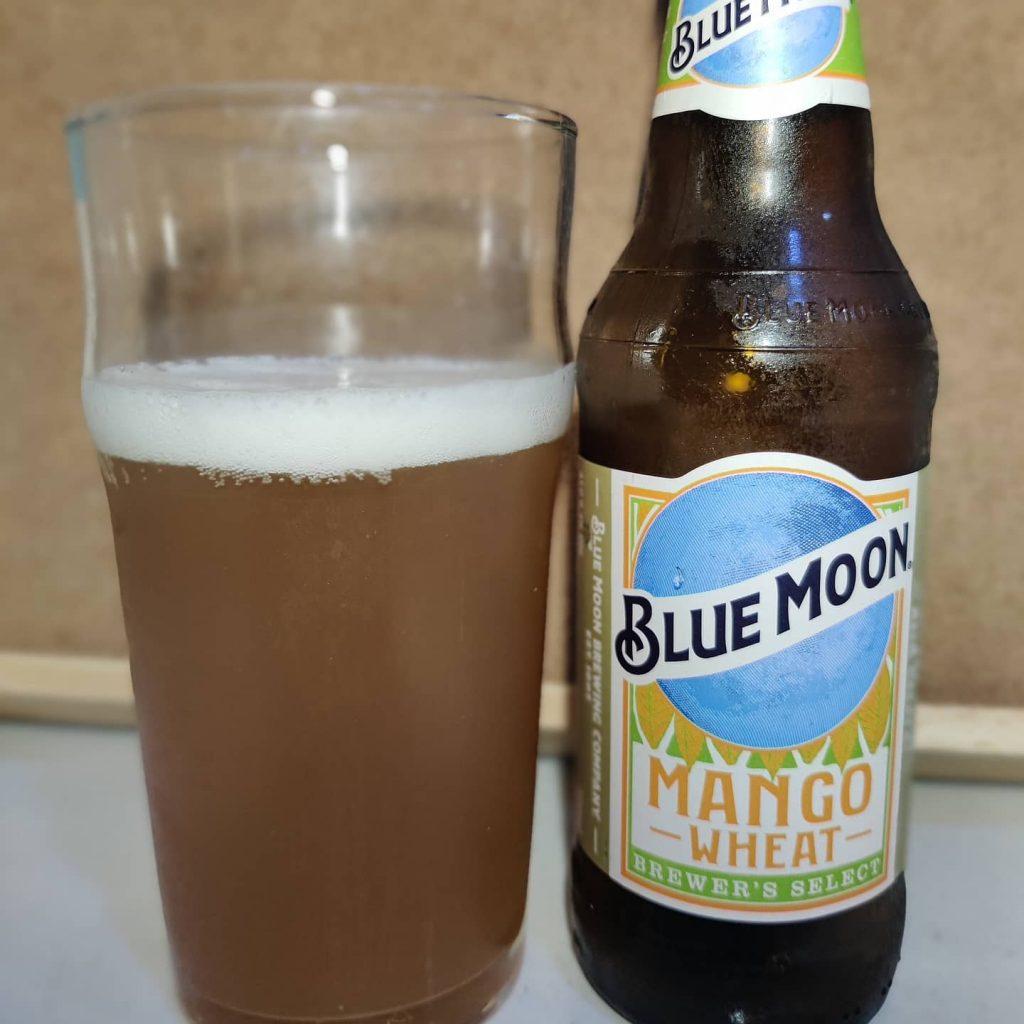 Cerveza Blue Monn Mango