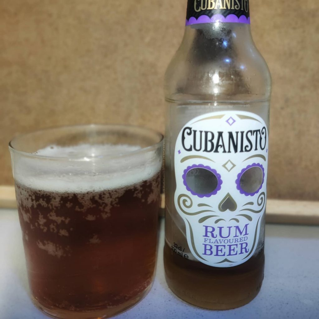 Cerveza Cubanisto