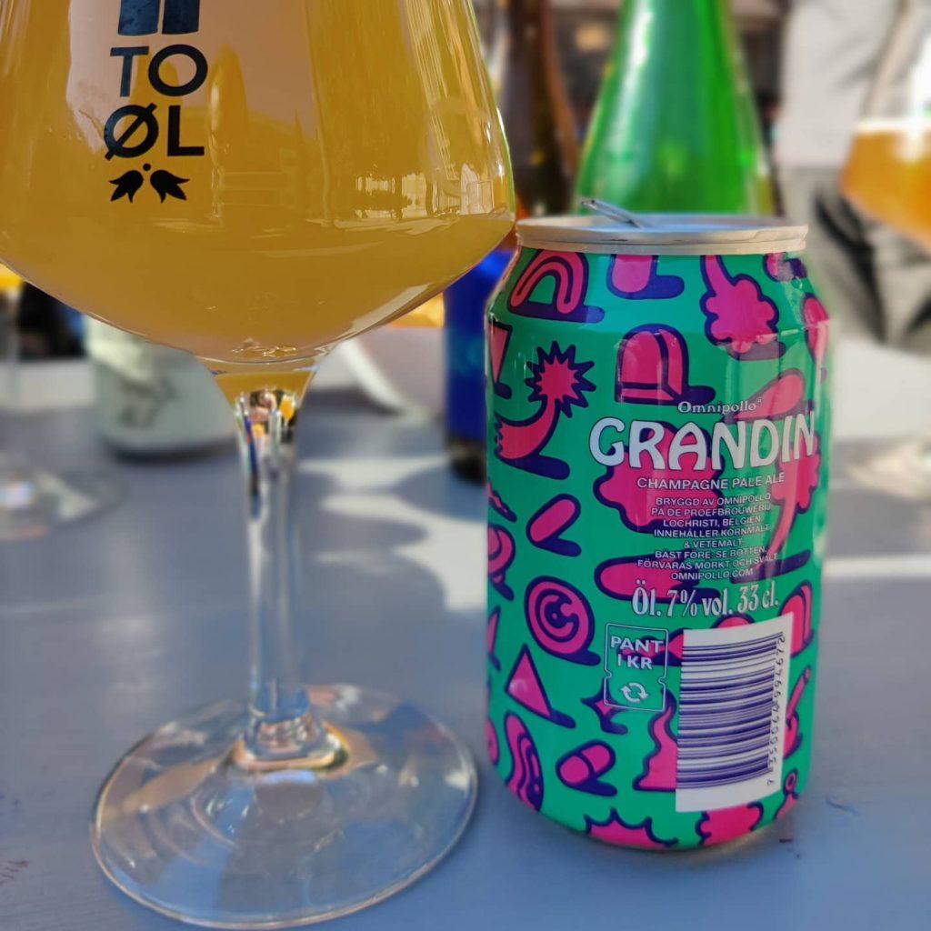 Cerveza Grandin