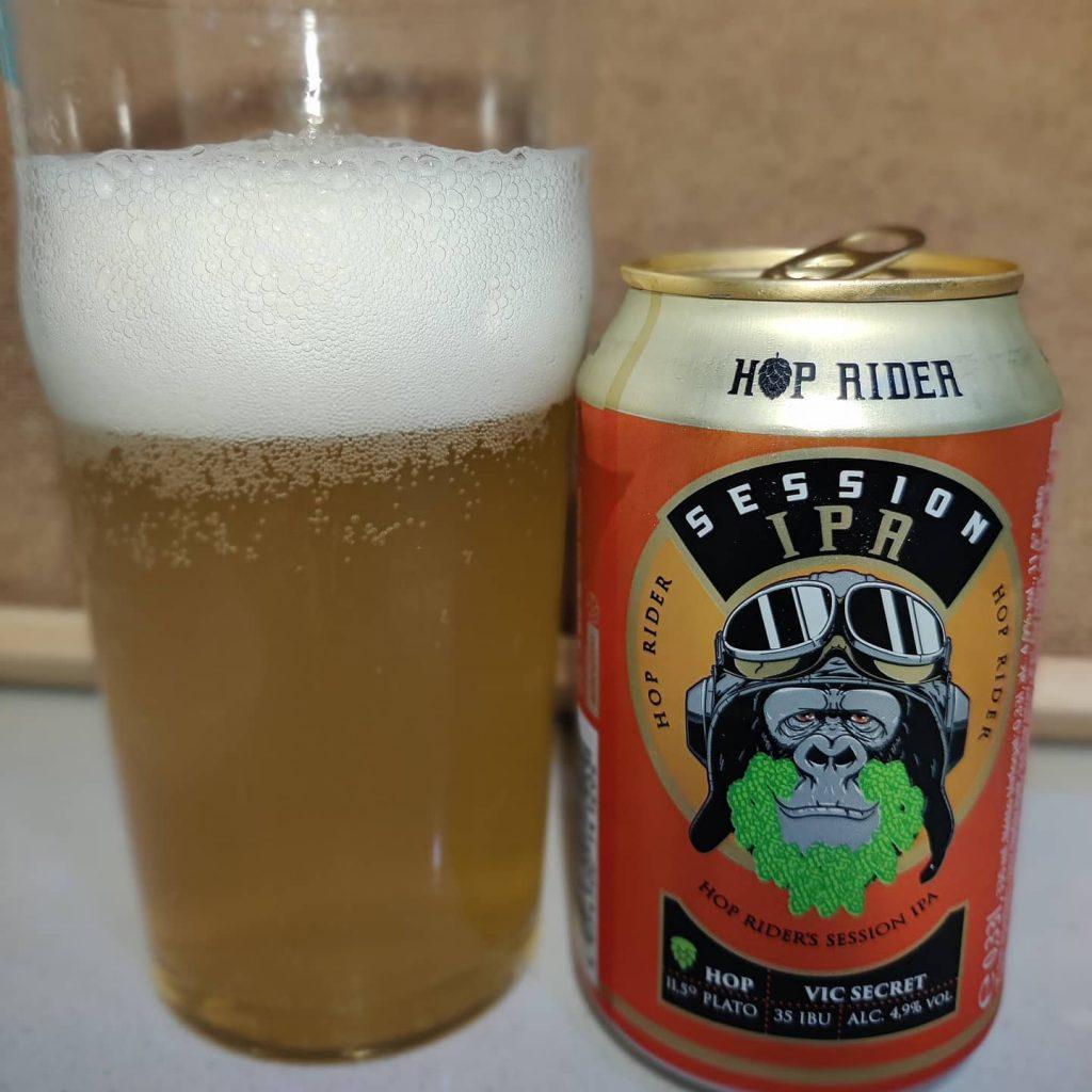 Cerveza Hop Rider Session IPA