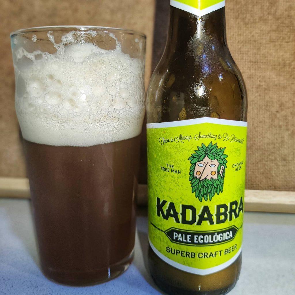 Cerveza Kadabra Pale Ecológica