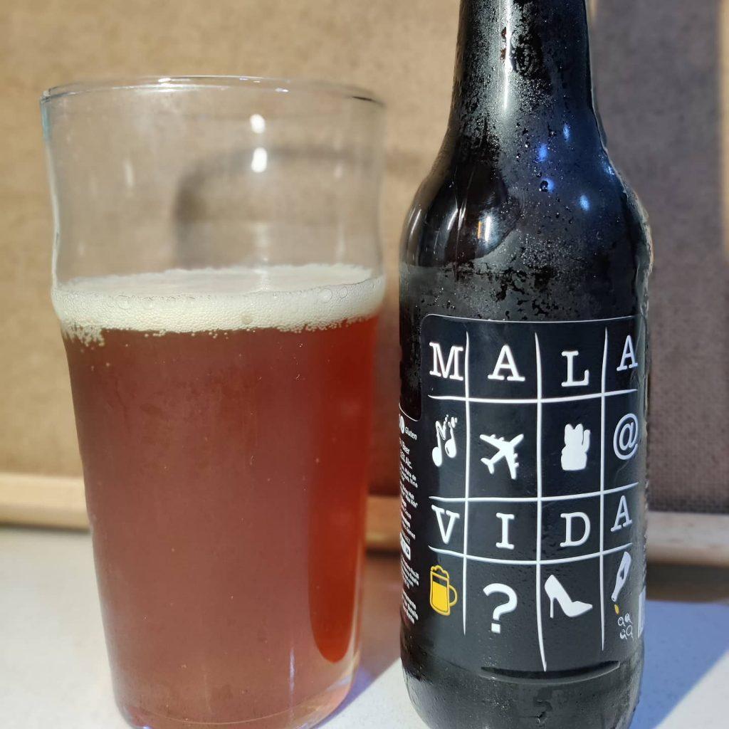 Cerveza Malavida