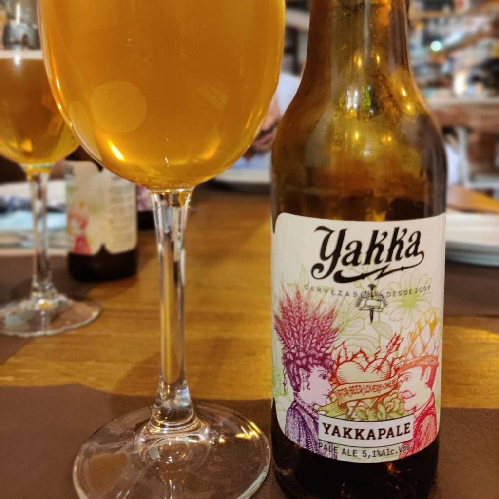 Cerveza Yakkapale