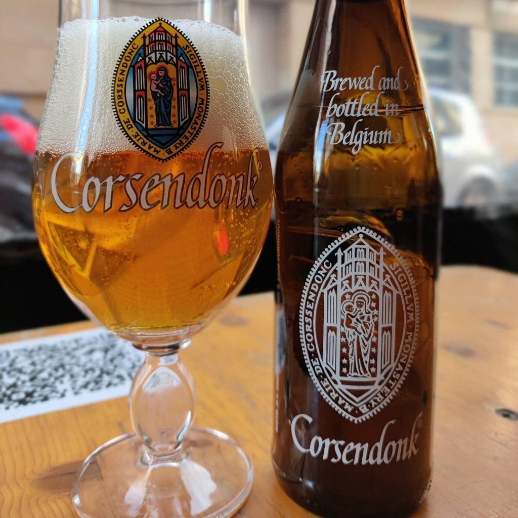 Cerveza Corsendonk Agnus,