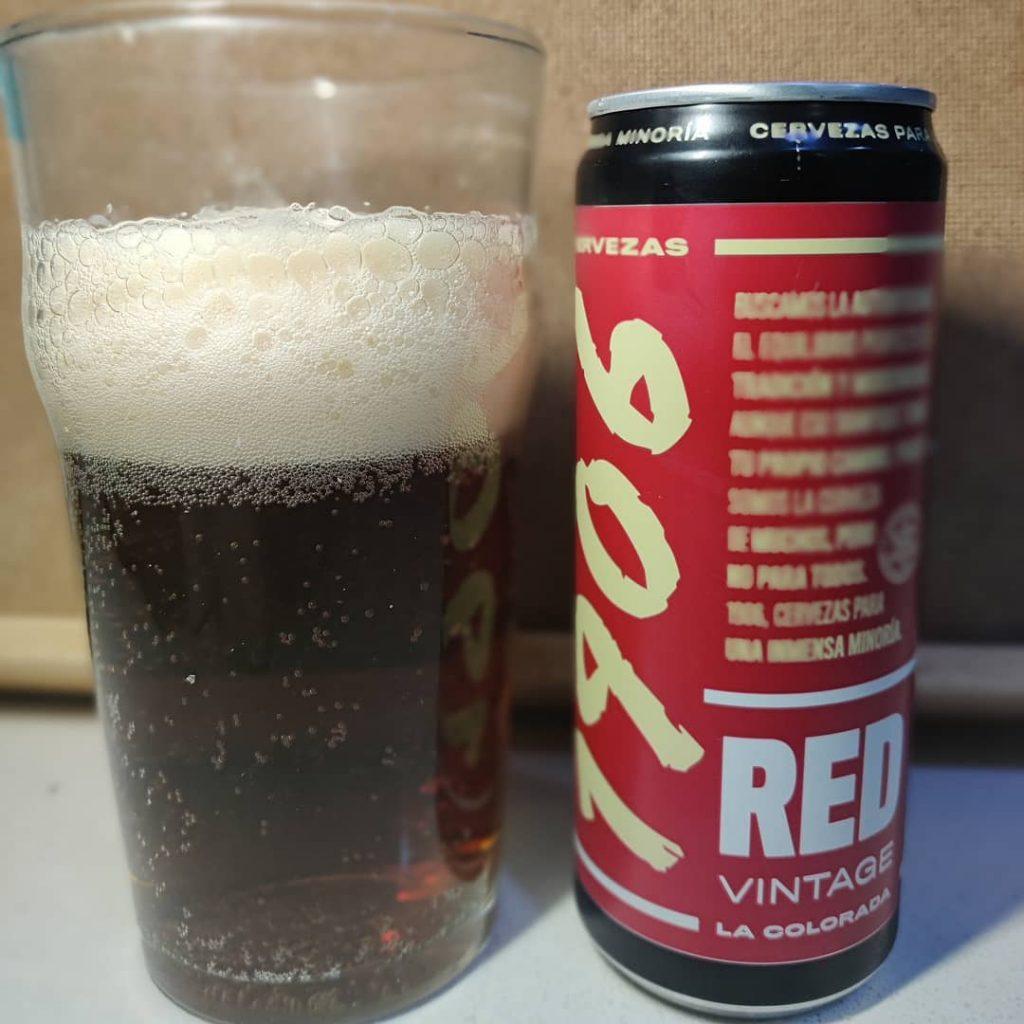 Cerveza 1906 Red Vintage 3