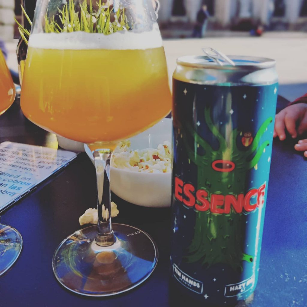 Cerveza Ten Hands Essence 1