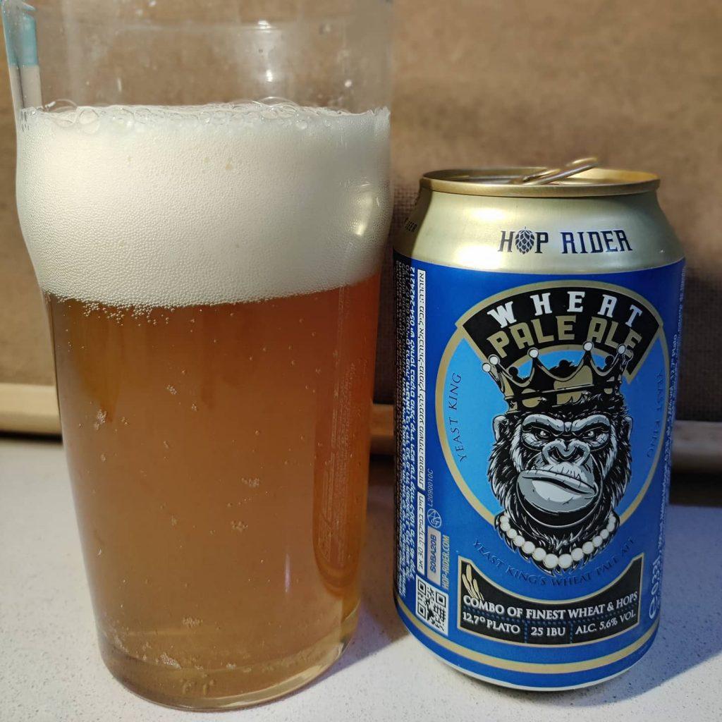 Cerveza Hop Rider Wheat Pale Ale
