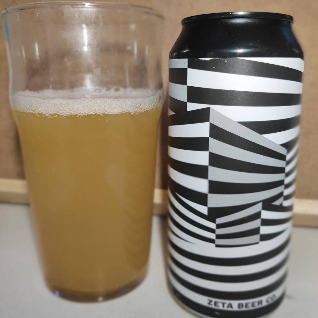 Cerveza Dazzled de Zeta Beer 3
