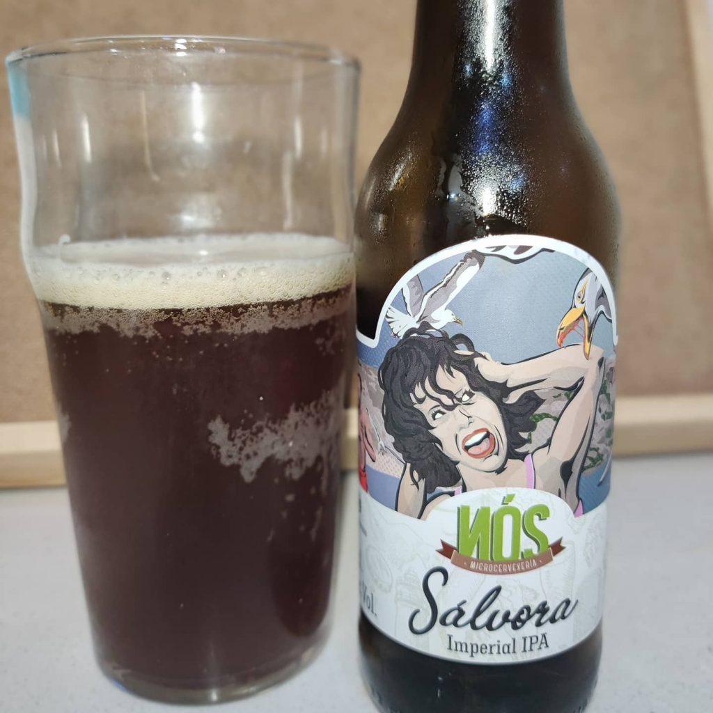 Cerveza Nós Sálvora 1