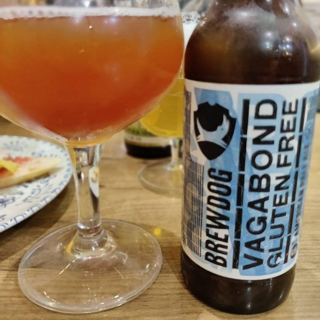 Cerveza BrewDog Vagabond Pale Ale