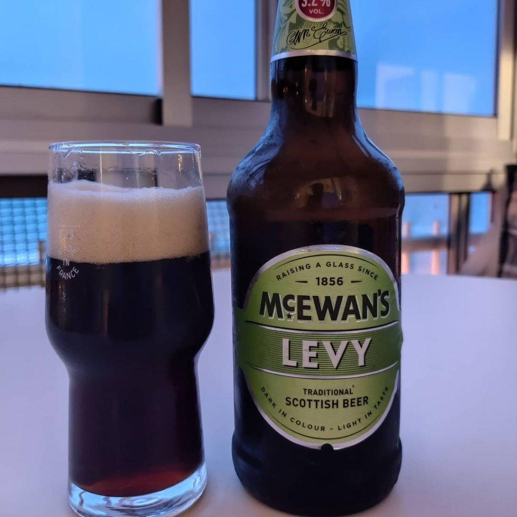 Cerveza Mcewan's Levy