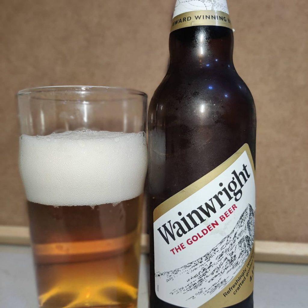 Cerveza Wainwright Golden Ale de Marston's