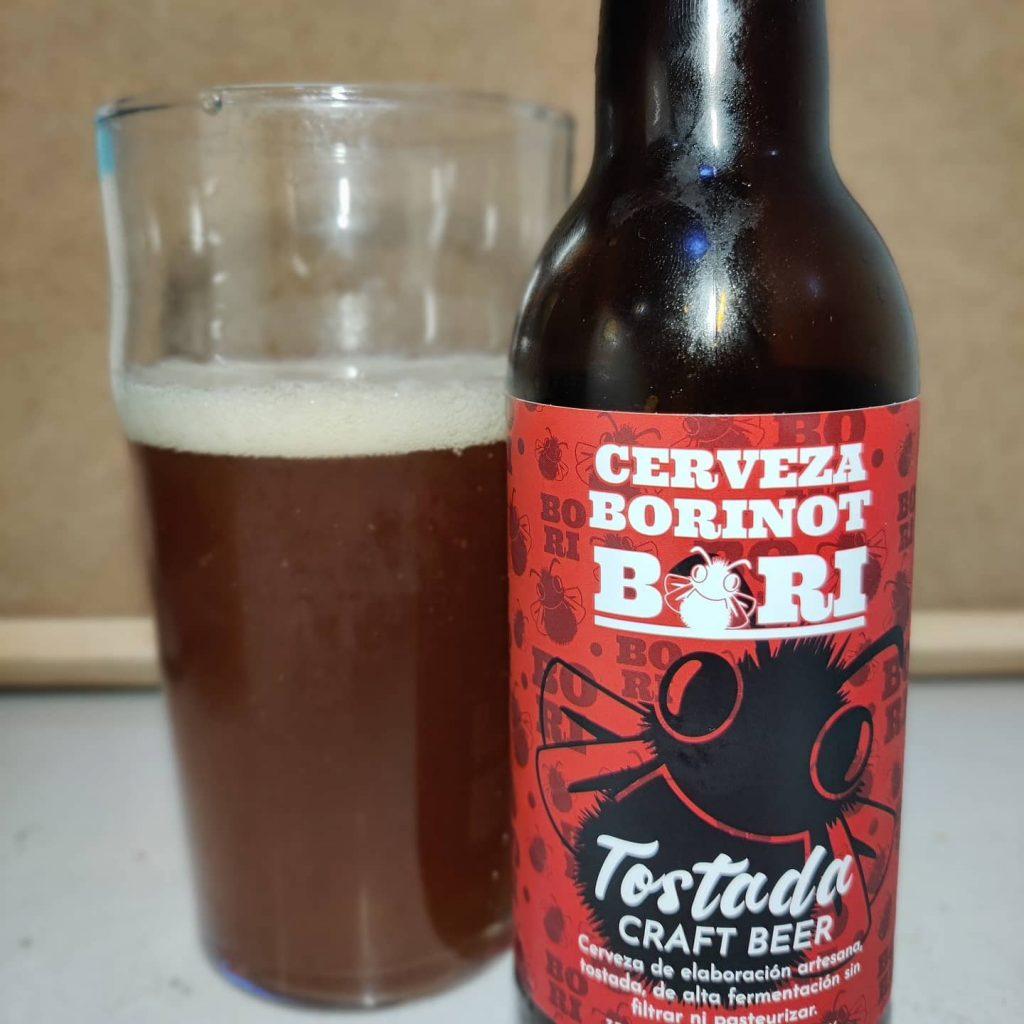 Cerveza Borinot Bori Tostada 2