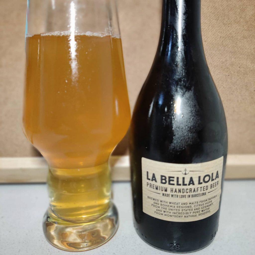 Cerveza La Bella Lola 2