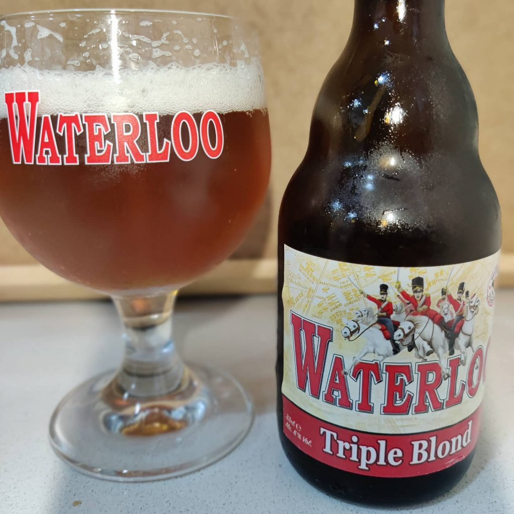 Cerveza Waterloo Triple Bold, 1