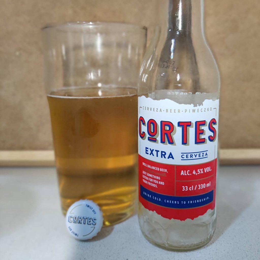 Cerveza Cortes Extra 5