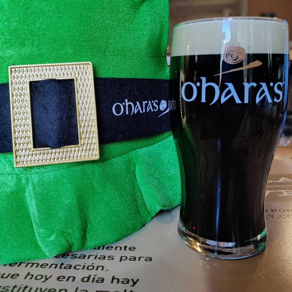 Cerveza O'Hara's Stout 3