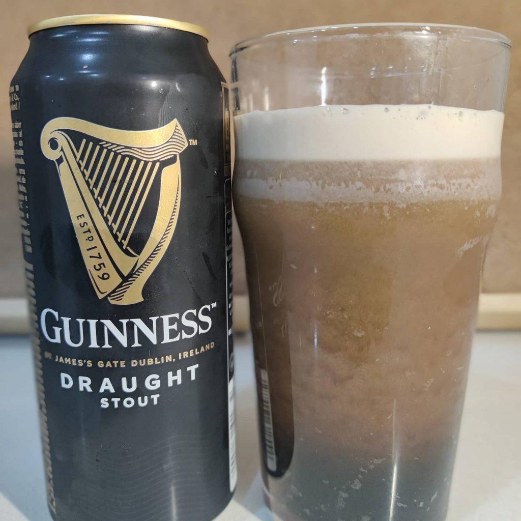 Cerveza Guinness 2