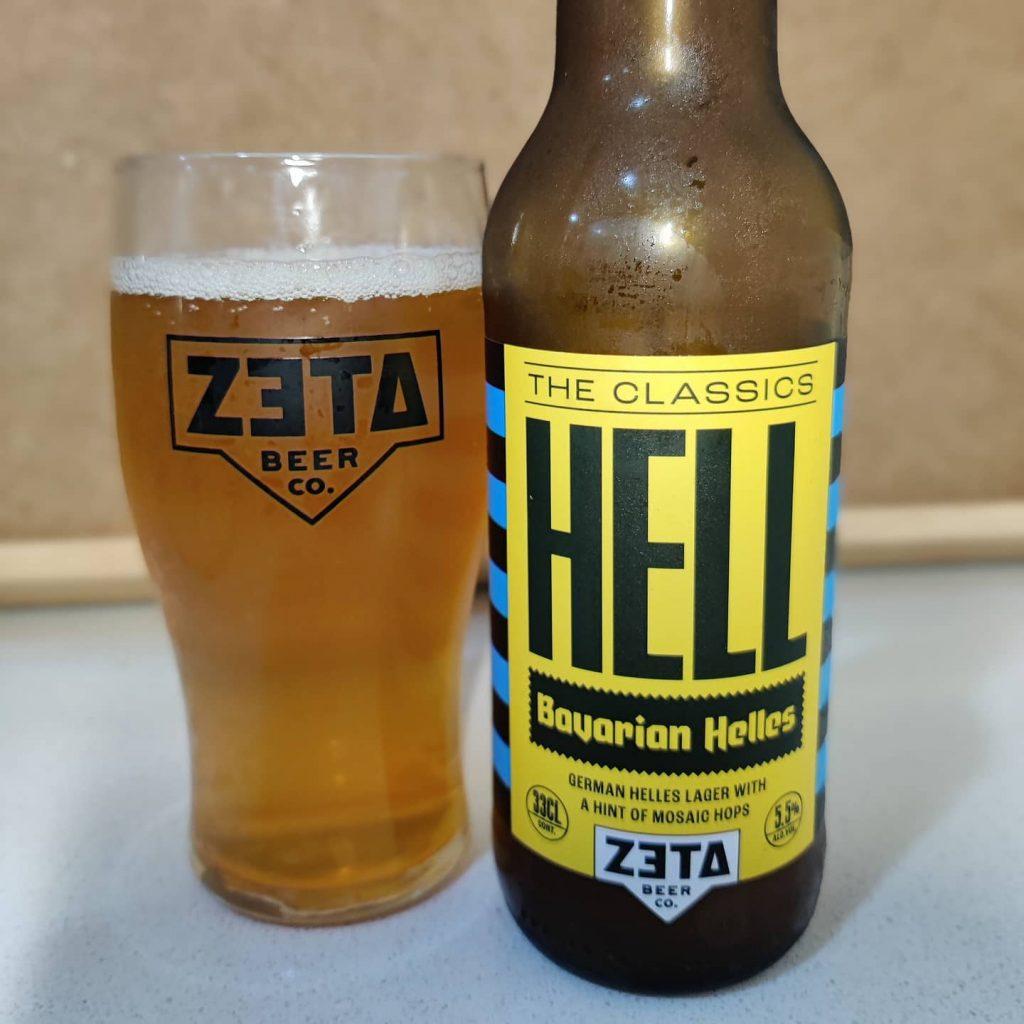 Cerveza Zeta Hell 2