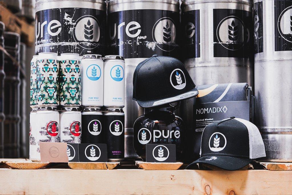 El sorteo de la cerveza Dank Full Pint X Pure Project , 18
