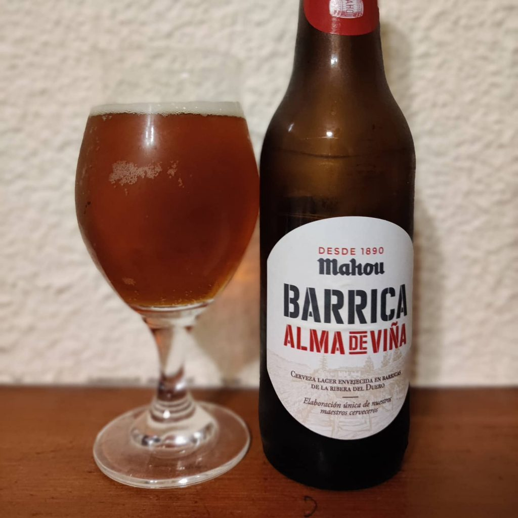 Cerveza Alma de Viña de Mahou 2