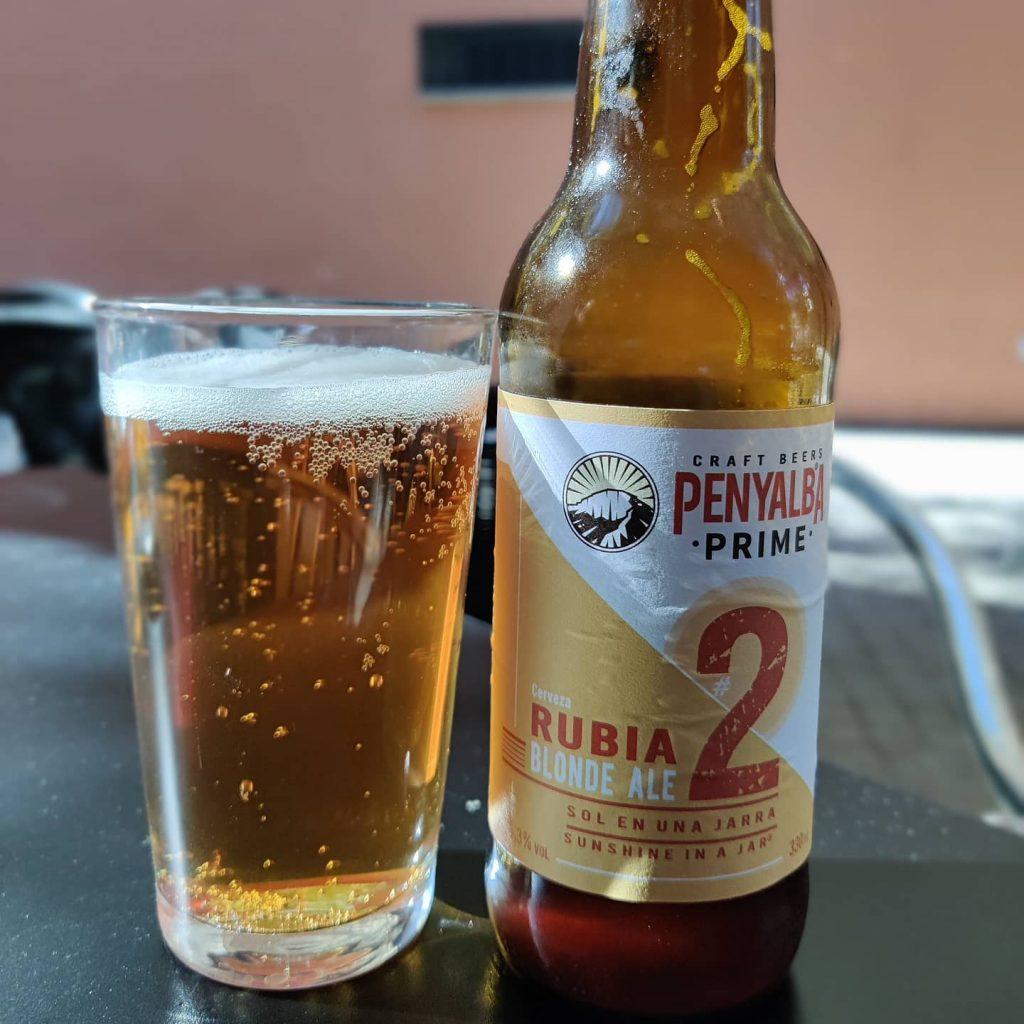 Cerveza Penyalba #2 2