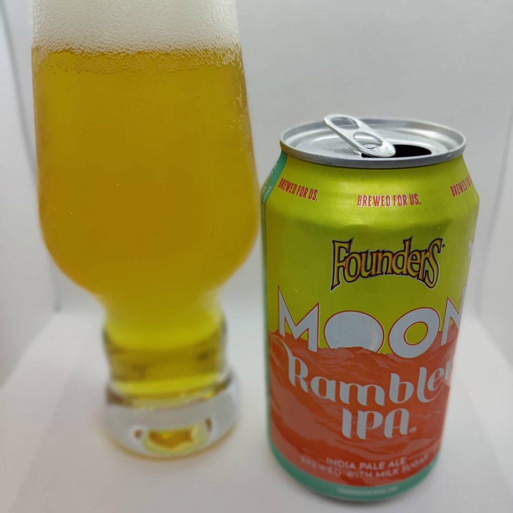 Cerveza Moon Rambler IPA de Founders 2