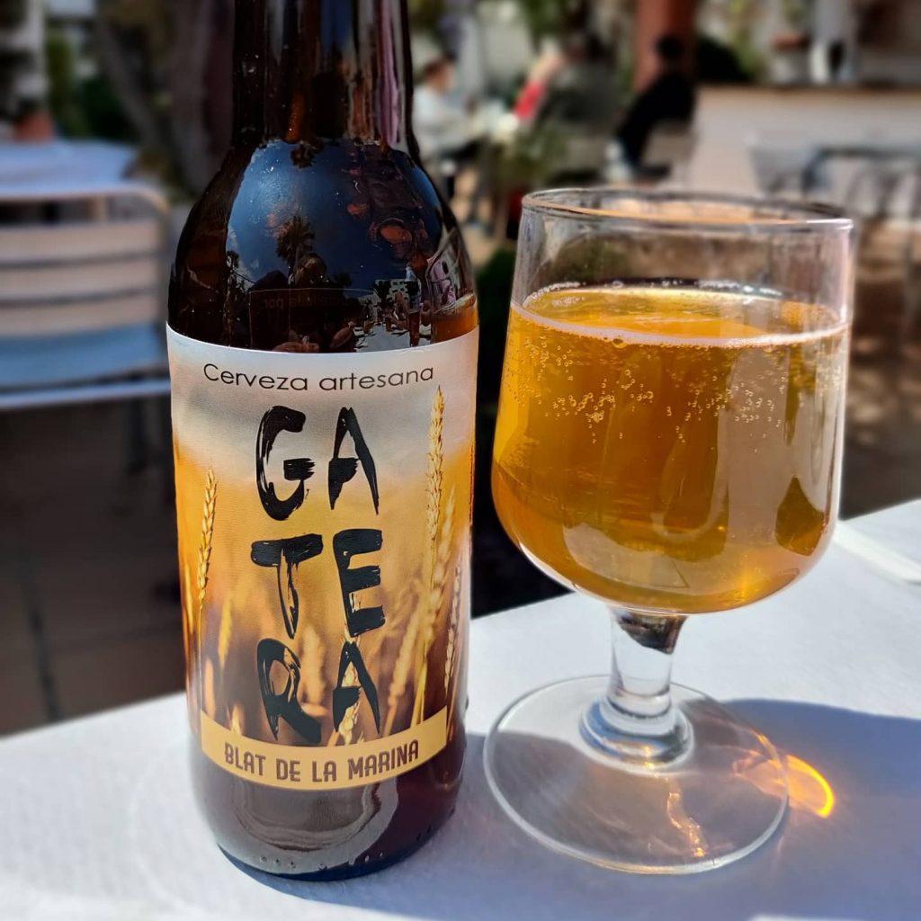 Cerveza Gatera Blat de la Marina 2