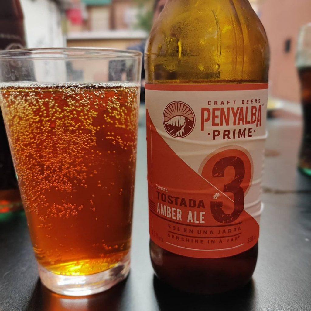 Cerveza Penyalba #3