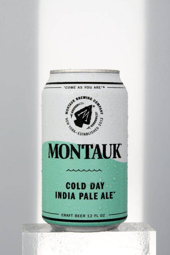 Montauk Brewing Company lanzará Winter Seasonal: Cold Day IPA 1