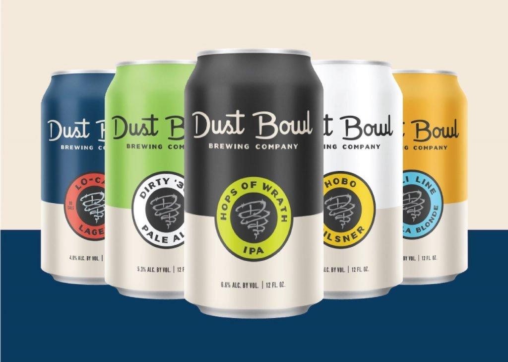 Dust Bowl Brewing ahora consideraba una fábrica de cerveza regional • cerveza , 1