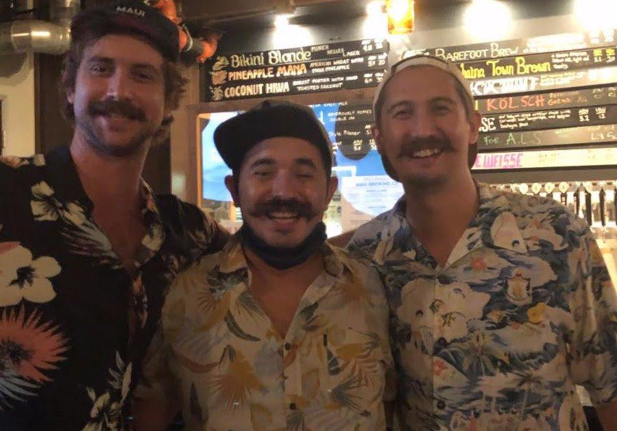 Maui Brewing Detalles Participación en #BrewStacheStrong Collaboration • cerveza , 7
