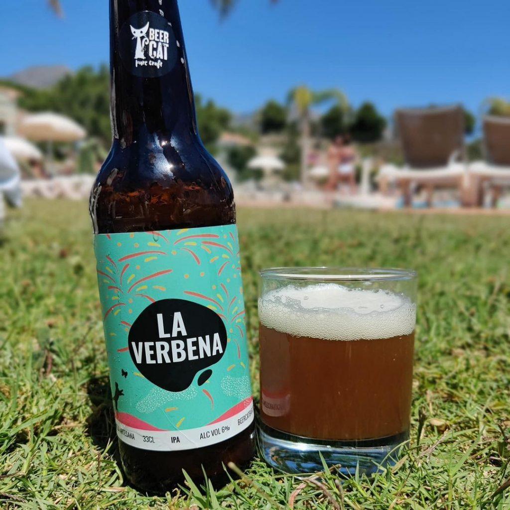 Cerveza La Verbena de BeerCat