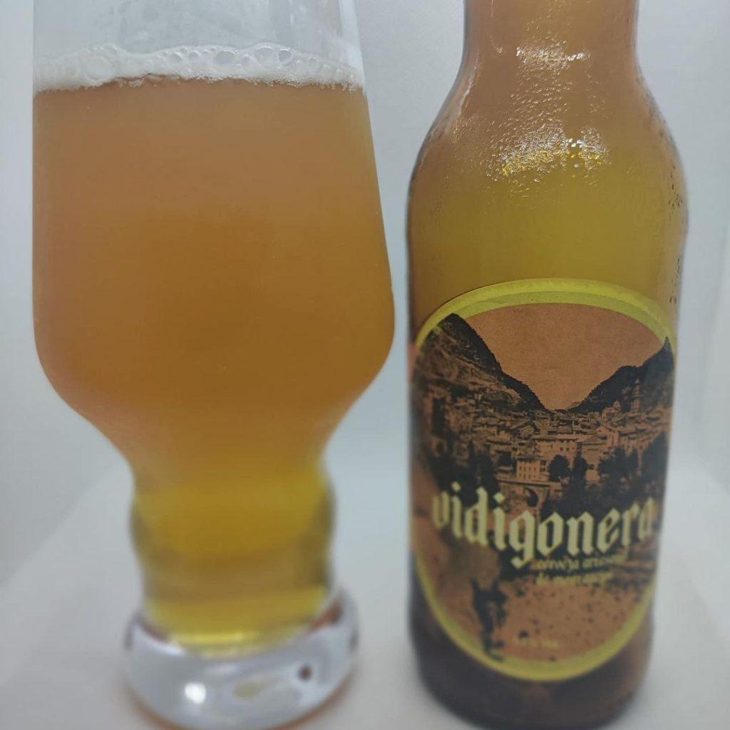 Cerveza Vidigonera
